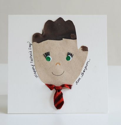 Fathers Day kids craft