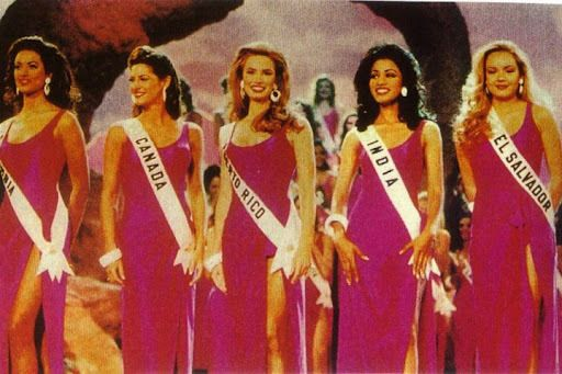 Miss Universe 1995 | Miss Universe Pageant Hall
