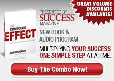 The Compound Effect - Multiplying your success one simple step at a time.