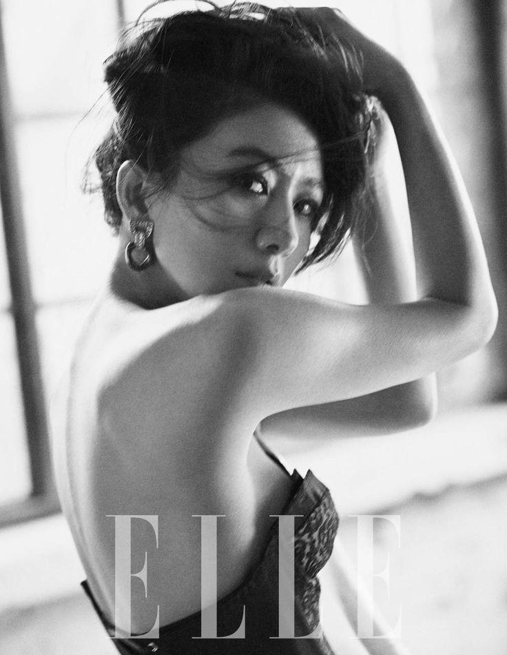 Kim Hee Ae Elle Korea Magazine April Issue '14
