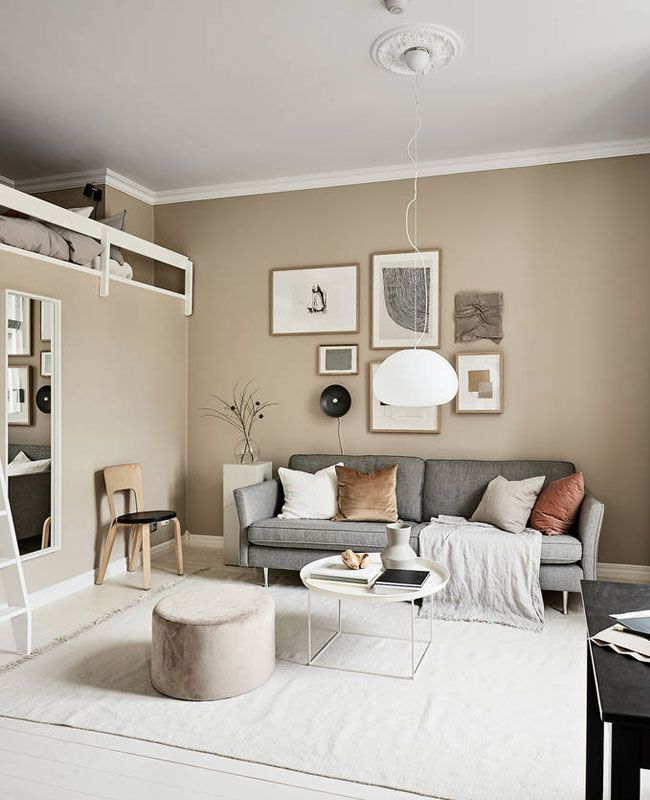 Salon Beige Idees Deco Et Inspirations My Blog Deco En 2020 Salon Beige Decoration Salon Tendance Idee Deco Salon Gris