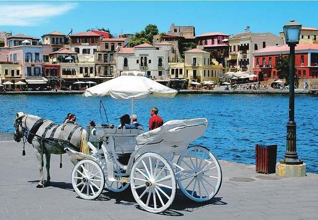 Autotour Grand Tour de Crète 2 semaines - Autotours en Grèce, et en Crète avec Héliades - #Grece #Crete #LabelEvasions