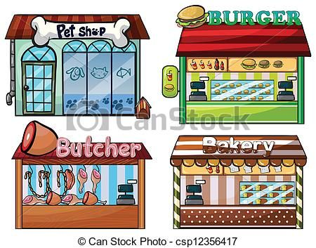 Vettore - Petshop, hamburger, stare in piedi, macellaio, negozio, panetteria - archivi di illustrazioni, illustrazioni royalty free, icona stock clipart, icone stock clipart, line art, immagine EPS, immagini EPS, grafica, immagini grafiche, disegno, disegni, immagine vettoriali, artwork, arte vettoriale EPS
