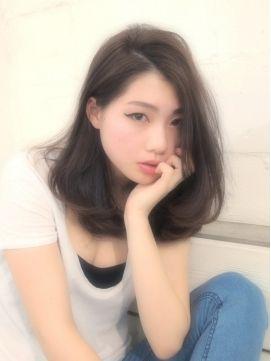 シマ キチジョウジ プラスワン SHIMA 吉祥寺 PLUS1 【SHIMA】「ツヤ」×「ラフ」こなれ感たっぷりMEDIUM