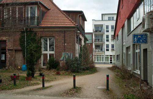 il quartiere Francese Neu-Ulm