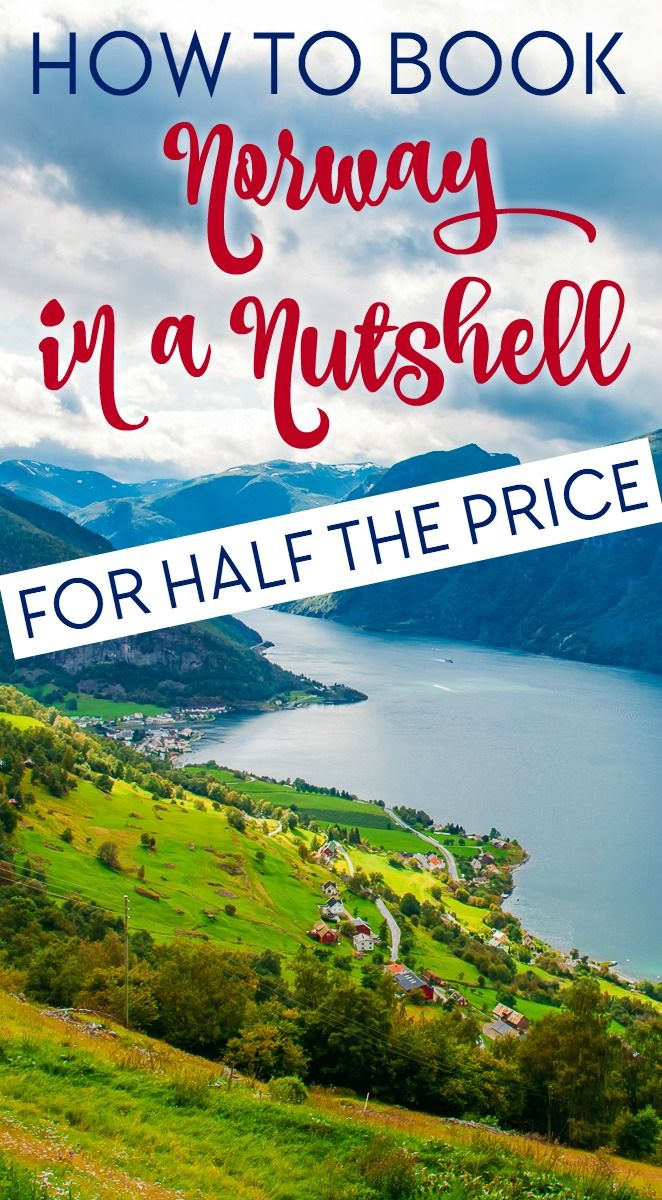My Norway in a Nutshell tour review - is it worth it? Plus how you can book the same exact tour for half the price - especially useful if you're visiting Norway on a budget!