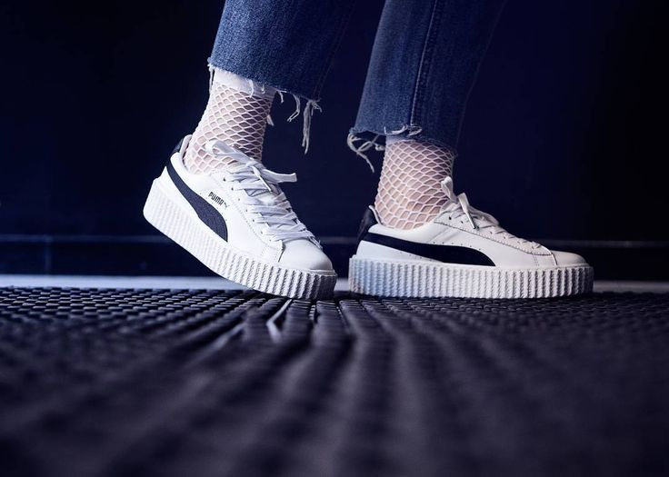 Sneakers women - Puma Fenty by Rihanna Creeper