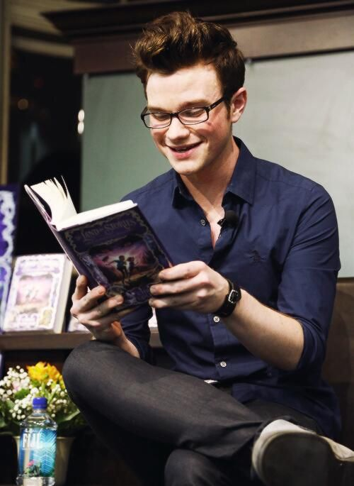 Chris Colfer |via tt