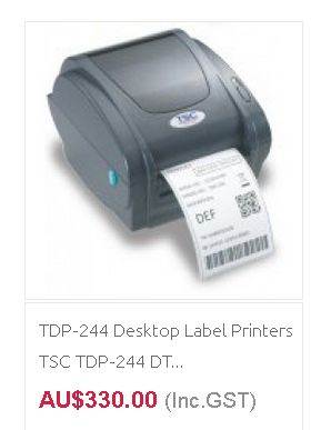 Buy POS Label Printers of High Quality in LOW rates from QUICK POS