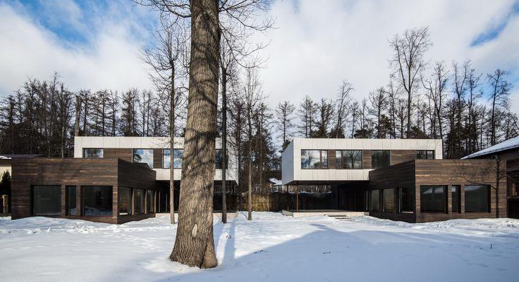 Строительство современных домов www.hts-rusland.ru