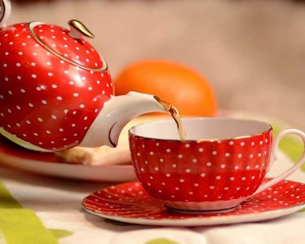 Донниковый чай с медом и лимонным соком