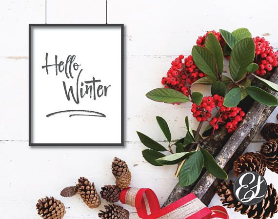 Check out this item in my Etsy shop https://www.etsy.com/uk/listing/557598644/printable-hello-winter-wall-hanging