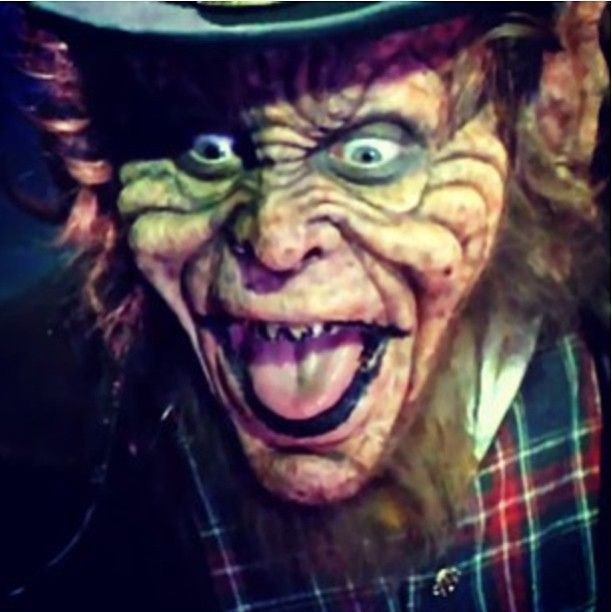 scary st patricks day  | Happy St. Patricks Day!! #scary #leprechaun #luckatheirish #green # ...