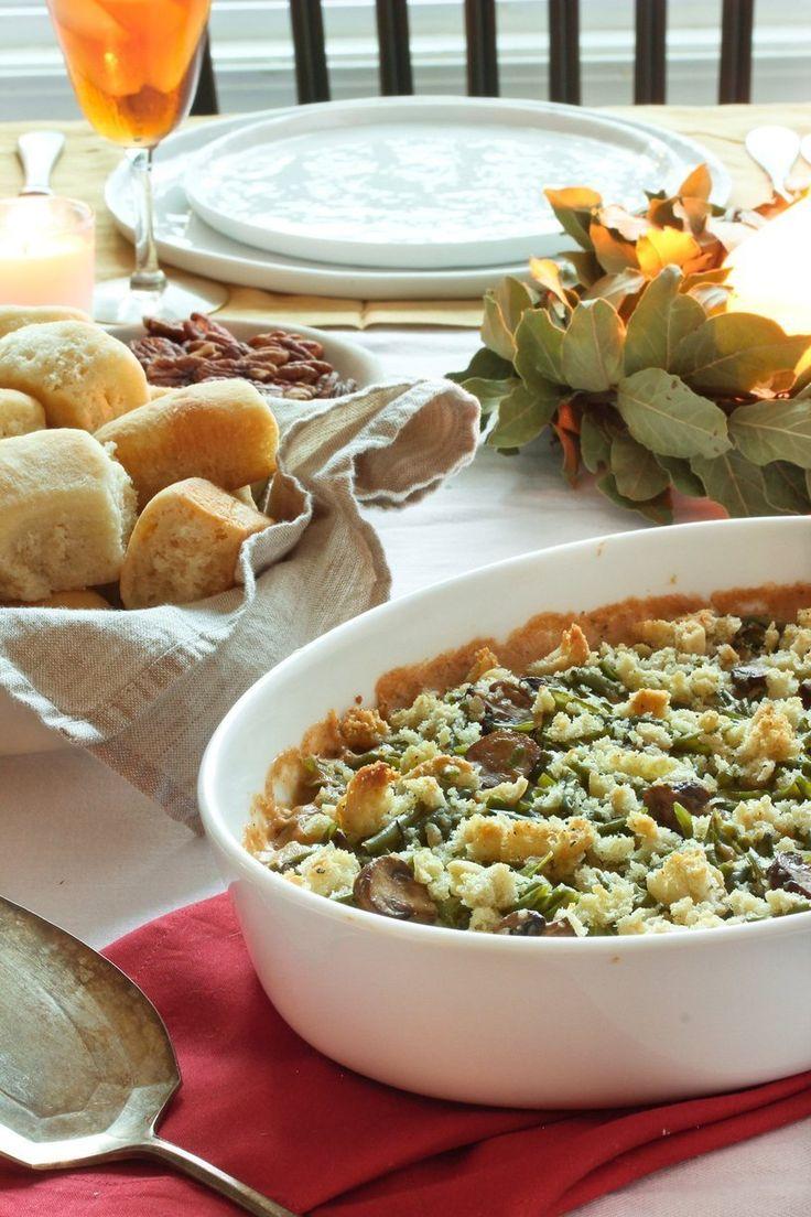 New Thanksgiving Tradition: Sister Schubert's Green Bean Casserole