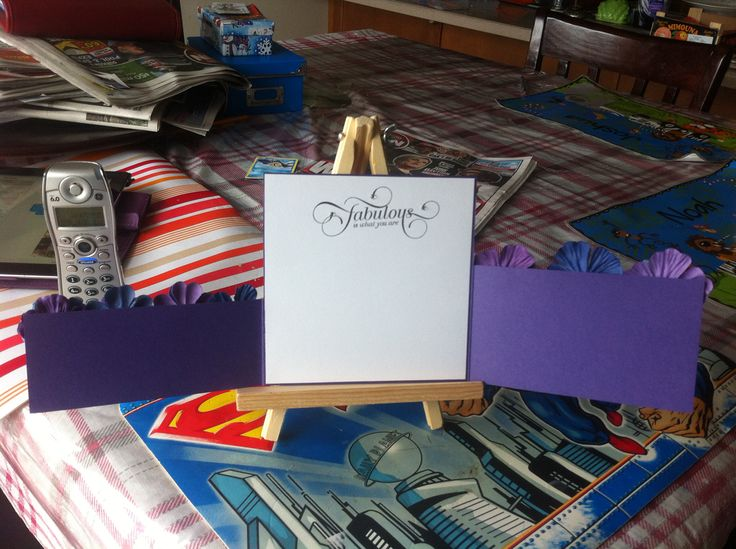 Last inner panel purple Flowerbed card