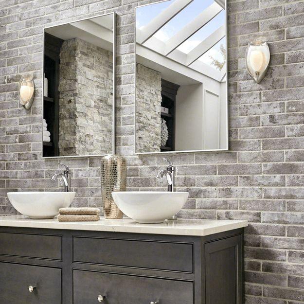 Best 25+ Brick accent walls ideas on Pinterest   Kitchen ...