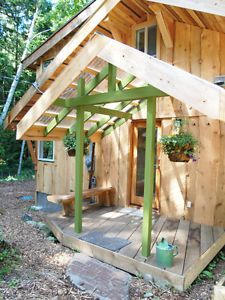 charming cottage for sale on mayne island vancouver greater vancouver area image 10 - Garden Sheds Vancouver Island