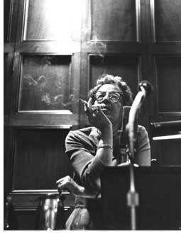 Hannah Arendt na Universidade de Chicago