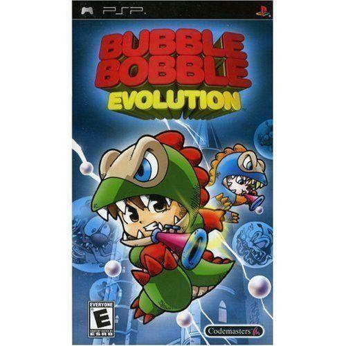 Bubble Bobble Evolution - Sony PSP