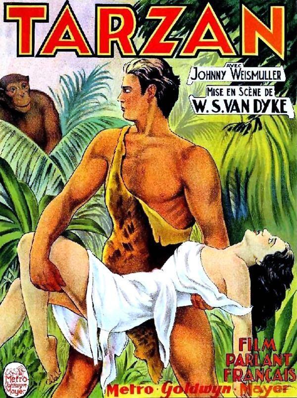 Tarzan The Ape Man  Languages : English, french  Free download at LESTOPFILMS.COM