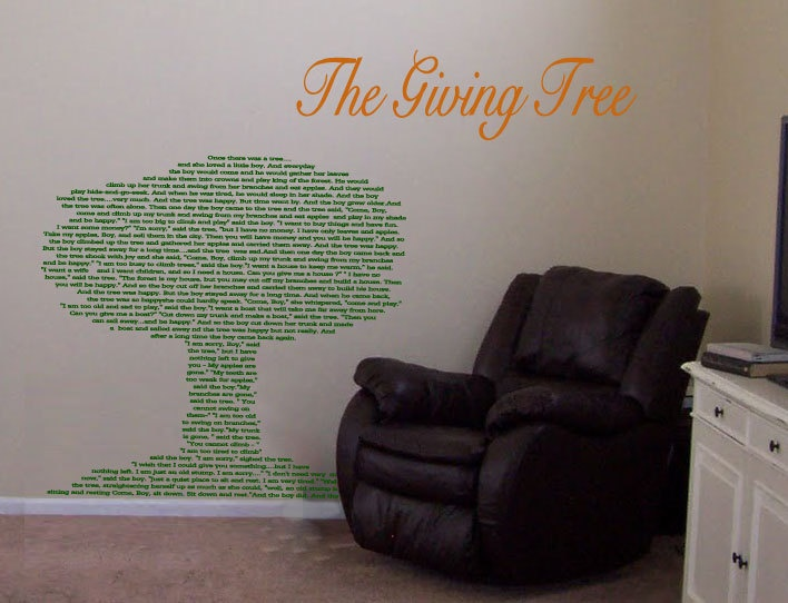 Giving Tree Shel Silverstein Quotes: Giving Tree Shel Silverstein Quotes. QuotesGram