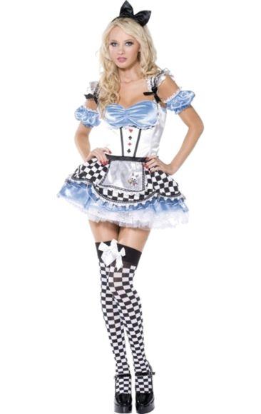Fever Alice Costume | Jokers Masquerade