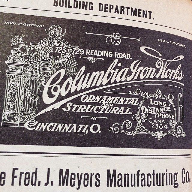 More 1890s typographic awesome from a Hamilton County City