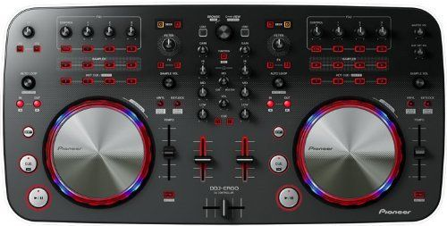 Pioneer / パイオニア Digital DJ-ERGO-V ( DDJERGOV ) DJコントローラー, http://www.amazon.co.jp/dp/B005XJLKM0/ref=cm_sw_r_pi_awdl_6mpxub117BEZ0