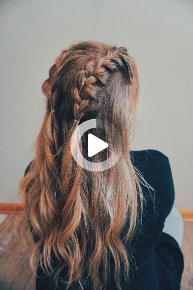 Dreamhair Eleganthairstyles Quickhairstyles Boxbraidshairstyles Prettyhairstyles Cheveux De Longueur Moyenne Cheveux Coiffure