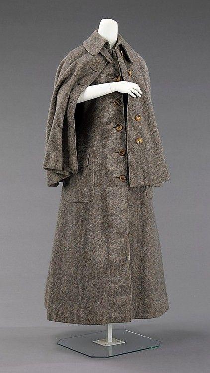 Coat 1885 The Metropolitan Museum of Art