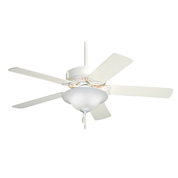 Emerson Pro Series ES 50-inch Appliance Traditional Ceiling Fan with Reversible Blades