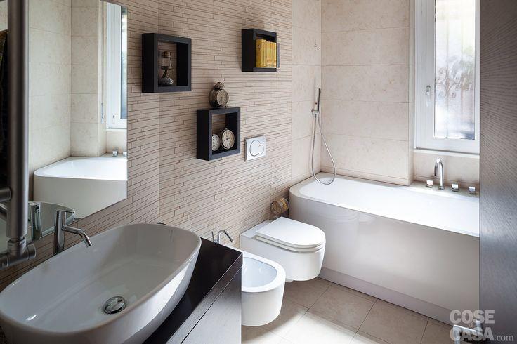 17 migliori idee su lungo bagno stretto su pinterest - Bagno lungo 3 metri ...
