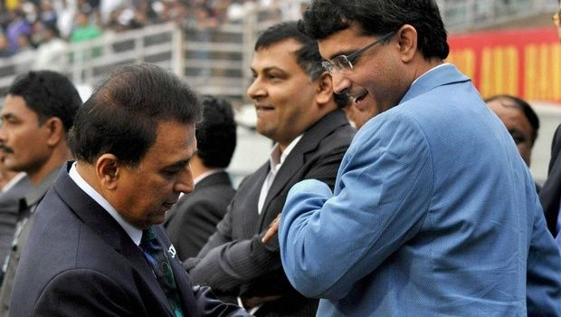 Sourav Ganguly Receives Substantial Backing From Sunil Gavaskar as the Former Runs for the position of BCCI Chief
