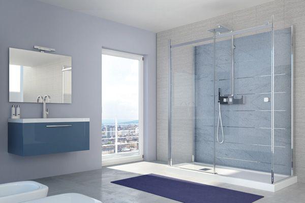 Docce E Vasche Da Bagno : Best box doccia e vasche images wellness bath