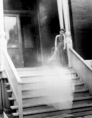 16 fotos espeluznantes que le harán creer en fantasmas | Farandulaya