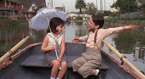 Darla and Alfalfa- i must have watched this 200 times. all time favorite movie!