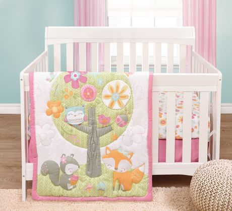 Adorable Forest Fairytales Crib Bedding Cute Garanimals