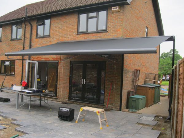 Markilux 6000 Patio Awning Installed By Authorised Trained Installers Very Strong Retractable