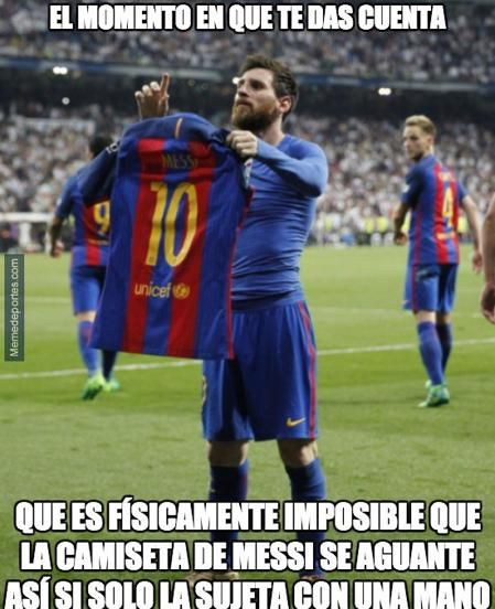 Los memes del Madrid- Barça
