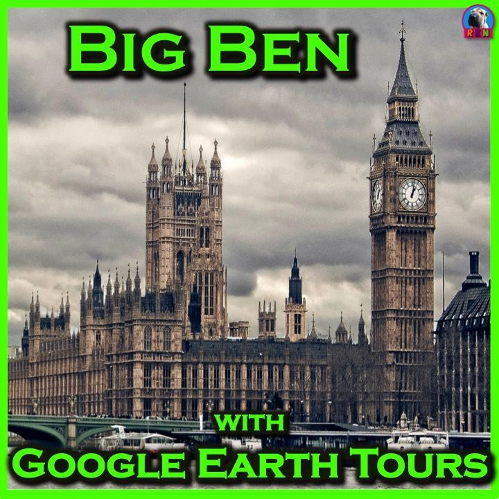 Make a virtual field trip the United Kingdom�s most iconic landmark, Big Ben. You will be using Google Earth to watch a pre-recorded tour of the famous Clock Tower at the Palace of Westminster, and its surroundings. Learn all about Big Ben and its place in London. by Nygren Resources (photo by Hern�n Pi�era @ https://www.flickr.com/photos/hernanpc/8706453607/ )