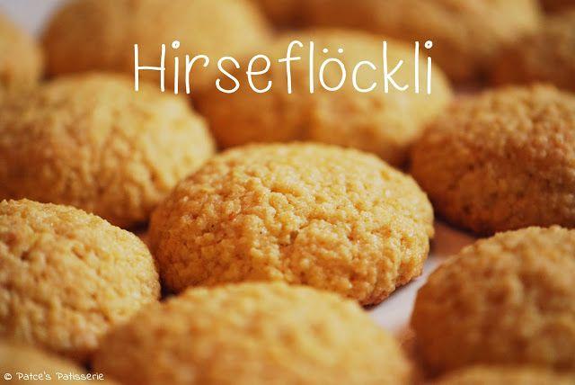 Patce's Patisserie: Hirseflöckli {Ein Schweizer Guetzli zur Weihnachtszeit}