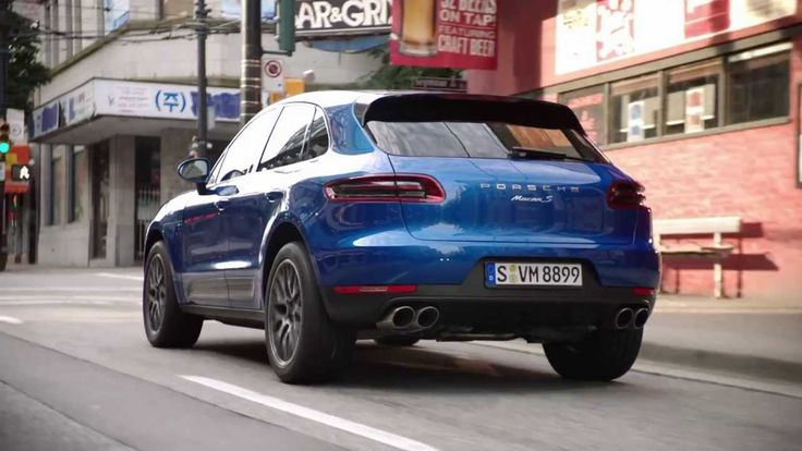 Create a compact SUV? No, we'd rather think outside the box. We've created what we always create: a sports car. Five doors, five seats and yet intimate with the road; boasting plenty of space for hobbies, leisure and sport. But no room for compromise. Compact, concentrated and intensive, but still powerful. More information on http://www.porsche.com/macan