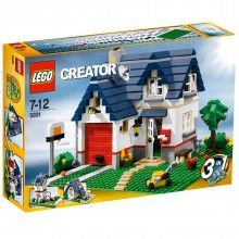 LEGO 5891 Huize Appelboom