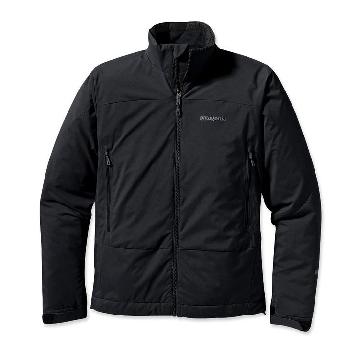 Patagonia Outlet Online & Patagonia Men's Solar Wind Jacket BLACK