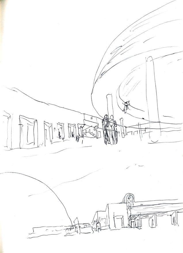 Alvaro Siza sketch2