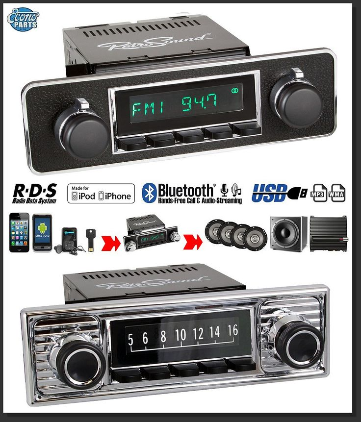 7 best images about autoradio on pinterest radios models and advertising. Black Bedroom Furniture Sets. Home Design Ideas