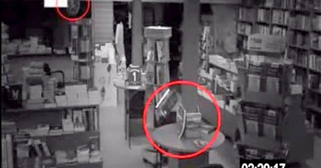 Disturbing Poltergeist Sightings Caught on Tape. Demons, Angels, Aliens or Ghosts?