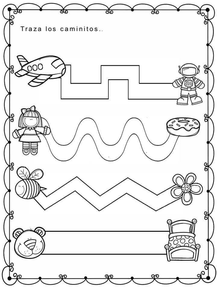 Pin De Dahianna Cespedes En Aula Actividades De Aprendizaje Para Ninos Fichas Libros De Preescolar
