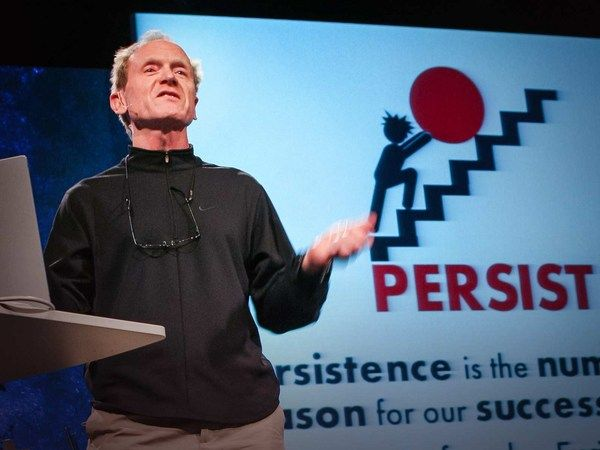 Why do people succeed? Analyst Richard St. John condenses years of interviews into an unmissable 3-minute slideshow on the real secrets of success.