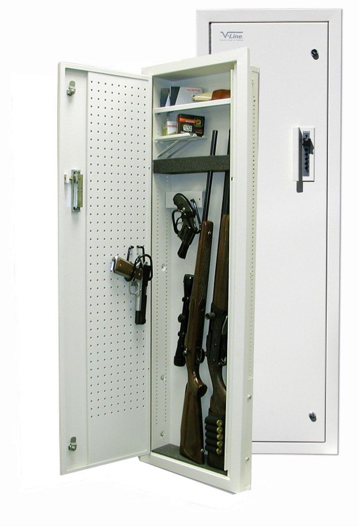 1000 ideas about gun closet on pinterest gun racks gun for Built in gun safe room
